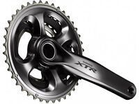 Shimano XTR FC-M9020 Trail 11 Speed Double Chainset 170mm | 38-28t