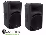 HIRE PA system and speakers &much more