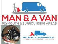 Man And Van Available - 7 DAY SERVICE