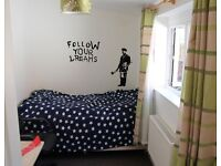 Double rooms available in shared student house in central Lincoln only 600 yards from St.Marks