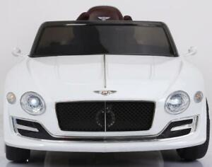 Licensed 12V Bentley Exp-12 Baby / Kid / Child Ride-On Toy Car with 2.4Ghz Parent Remote, Butterfly Style Doors, Music