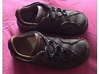 Art shoes Purple size 8