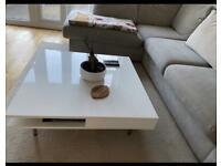 IKEA TOFTERYD COFFEE TABLE