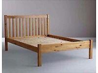 John Lewis Wilton Bed Frame, King Size, Pine (RRP £225)(No.201)