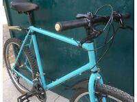 22 inch lightweight large bike MTB adults mountain bicycle