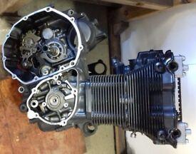 Suzuki Bandit GSF 1200 mk1 Bare Engine