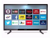 Cello 32inch C32ANSMT HD Ready Smart TV. Brand New.2017 Model...Boxed.