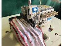Highlead 4-Thread overlocker industrial sewing Machine