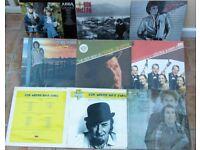 Vinyl - Batch of 9x L.P.s various artists