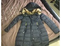 Ladies WAREHOUSE coat NEW WITH TAGS size 14