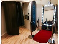 Photo Booth / Magic Miror Hire for Weddings and events!