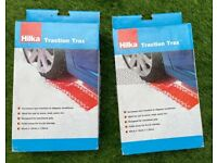 Snow Driving Traction Tracks Hilka Tyres Winter