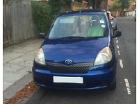 Toyota Yaris Verso - Good Condition - 6 months MOT - £950 o.n.o