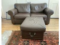 IKEA sofa and armchair with FREE DELIVERY