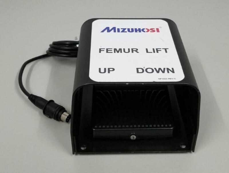 Mizuho OSI 72 SWNO Femur Lift Foot Pedal w/ Full Guard