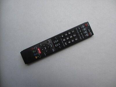 Aquos Lcd Hdtv (Remote Control For Sharp LC-80LE633U LC-70LE847U LC-52LE640U AQUOS LCD HDTV)