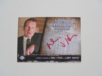 arvey DOR2 autograph card American Horror Story (Larry Harvey)