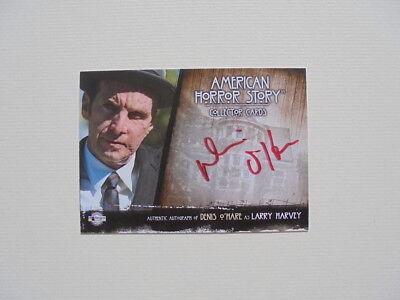 arvey DOR1 autograph card American Horror Story (Larry Harvey)