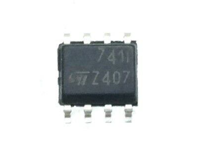 Ua741id St Micro Ic Opamp Gp 1mhz 8so Rohs 16 Pieces