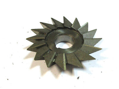 Angle Milling Cutter Hss 63 X12x16 40 Type H By Pws Wmw Mint H22583