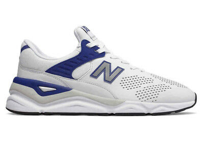 bnib NEW BALANCE MS X 90 HTA white / blue UK 11 X90 GL 991 992 993 990v3