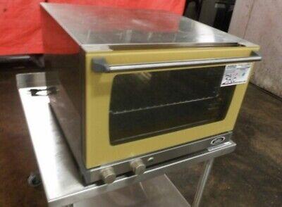 Commercial Nsf Cadco Xaf-113 Half-size Countertop Convection Oven Cookiepizza