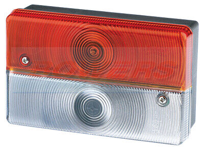 BRITAX 9009 RECTANGULAR OBLONG FRONT COMBINATION SIDE AND INDICATOR LAMP LIGHT