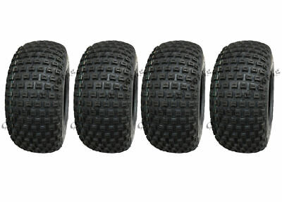 18x9.50-8 Knobby ATV tyres, ATV Quad trailer tyre Wanda 18 950 8 tires, set of 4