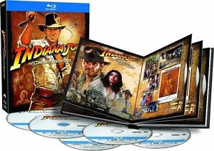 Indiana Jones Blue-Ray Box set
