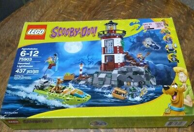 LEGO 75903 Scooby-Doo. Haunted lighthouse.