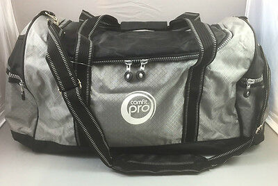 Aero Comfitpro Bowls Equipment Carry Bag Black/Grey