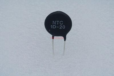 10pcs 1 Ohm 9a Power Ntc Thermistor Surge Current Limiting Mf72-1d20