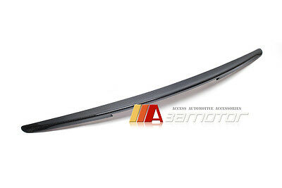Carbon Fiber AMG Style Trunk Spoiler Wing for 2012-2016 Mercedes R231 SL Class