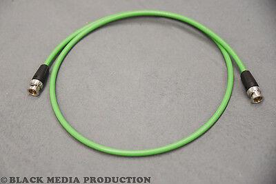 BNC HD-SDI Video Kabel SC-Vector 0.8/3.7 grün | Neutrik rearTWIST HD BNC *NEU* Hd-sdi
