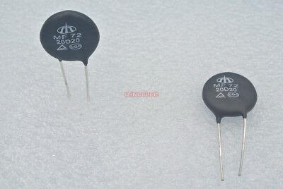 20pcs 20 Ohm Power Ntc Thermistor Surge Current Limiting Mf72-20d20