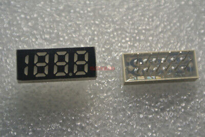 0.25 Inches 3-12digital 7 Segment Led Display Red Illuminated Common Anode X10