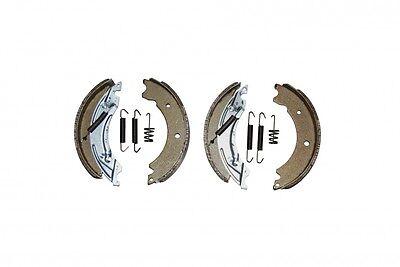 Bremsbelagsatz original Knott passend für Bremse 20-2425/1 Größe 200 x 50mm