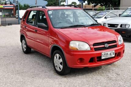 2003 Suzuki Ignis-wagon 5dr Man 5sp 1.3