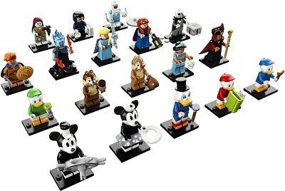LEGO 71024 Disney alle 18 Minifiguren die komplette Serie der komplette Satz