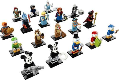 LEGO Disney 71024 die komplette Serie 2 alle 18 Minifiguren FULL Collection Satz