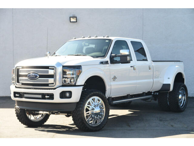 Image 1 of Ford: F-350 Platinum…