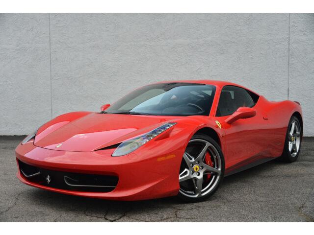 Imagen 1 de Ferrari 458 4.5L 4499CC…