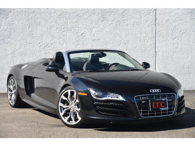 Imagen 1 de Audi R8  black