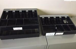 3 cash drawers/tills. Used. $20 for all.