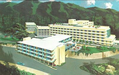 CA - ST. HELENA SANITARIUM AND HOSPITAL POSTCARD, ST. HELENA, CALIFORNIA GEM
