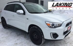 "2015 Mitsubishi RVR GT """"ALL WHEEL CONTROL"""" WINTER and SUMMER T"