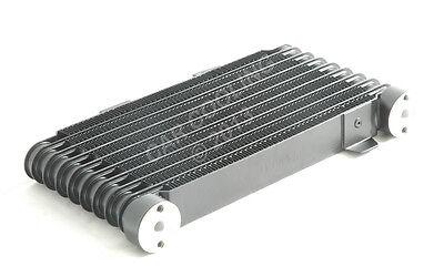 NEW - Oil Cooler for Suzuki Bandit GSF 600 / 650. Aluminium Replacement.