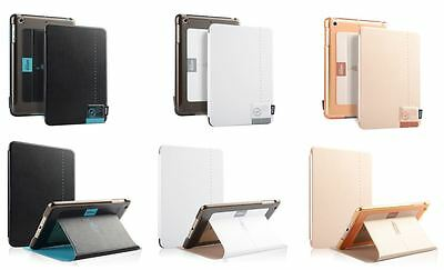 iPad Mini 3 PU Leather Stand Case with Smart Cover Auto Sleep / Wake (Ipad Mini Case With Smart Cover Function)