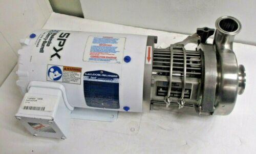 WAUKESHA PUMP C114 w/ BALDOR MOTOR CEWDM3546T 1 HP 208-230/460 V 1745 RPM NEW