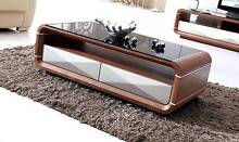 Brand new modern wood finish coffee table KANSAS Hoppers Crossing Wyndham Area Preview